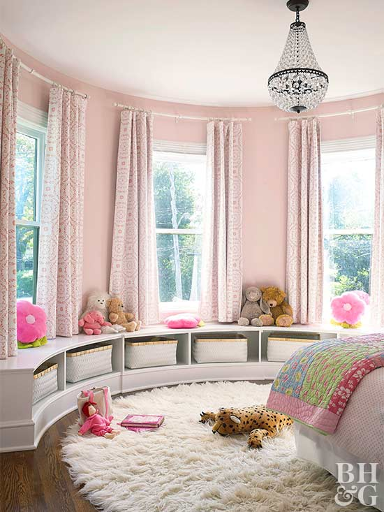 Decorating in Pink