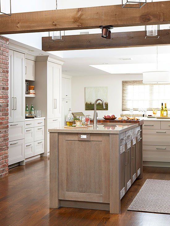 universal kitchen design ideas | better homes & gardens