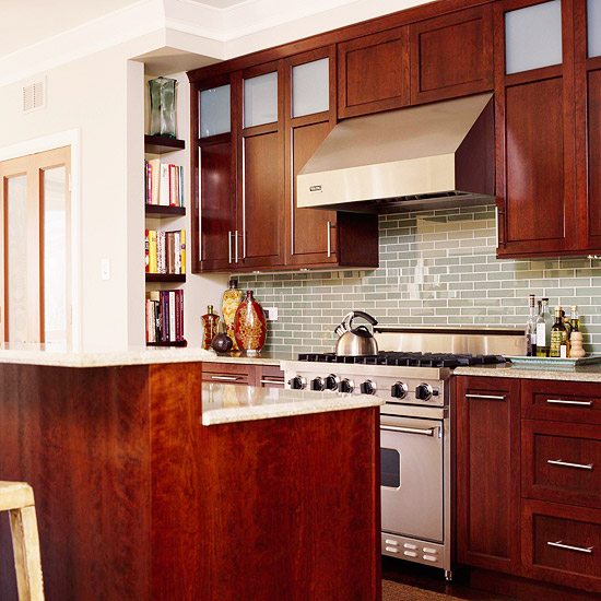 Stylish Backsplash Pairings | Better Homes & Gardens