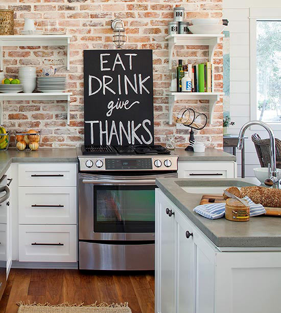 Kitchen Details: Our Favorite Kitchen Backsplash Ideas