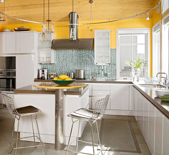 White Kitchen Cabinets Maintenance: How To Clean Cabinets In Kitchens, Baths, And Storage