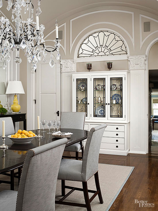 Formal Dining Room Design Ideas: Formal Dining Rooms: Elegant Decorating Ideas For A