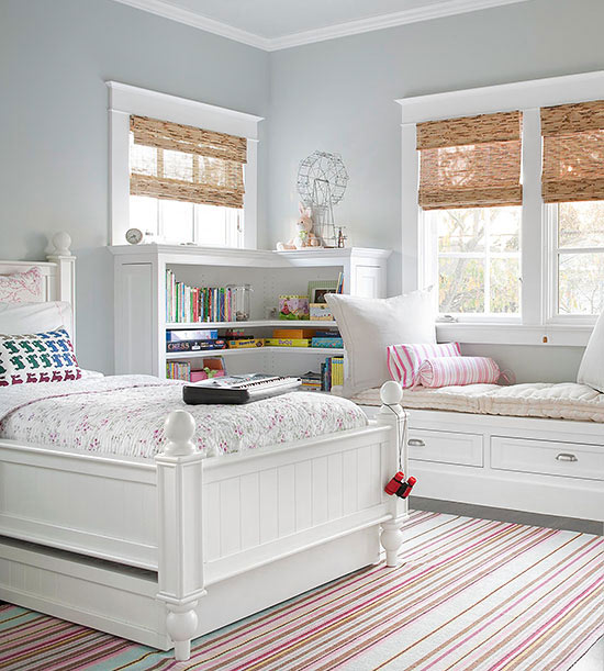Bedroom, girls room