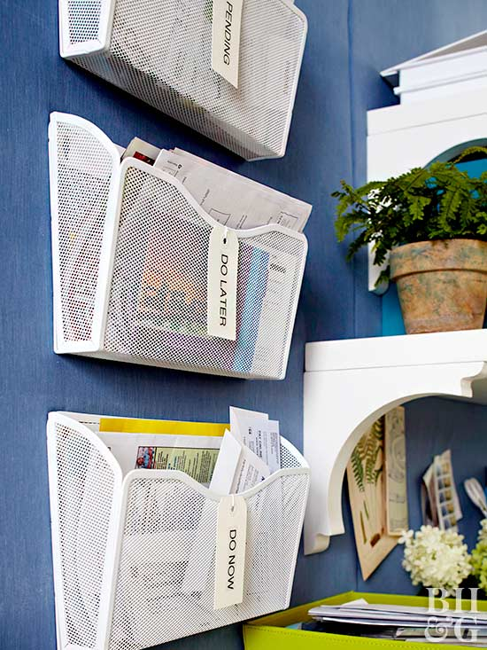 Organize Your Important Papers Bills Receipts Amp More