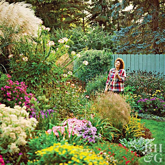 Easy Ways to Make Your Yard More Private | Better Homes ...