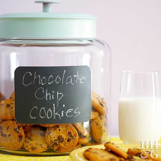 Personalized Kitchen Container (Plus Treats!)