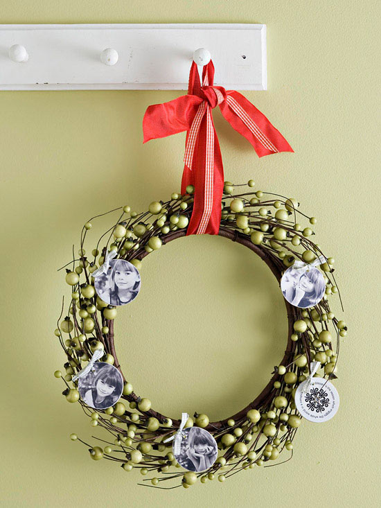 Make a Personalized Wreath