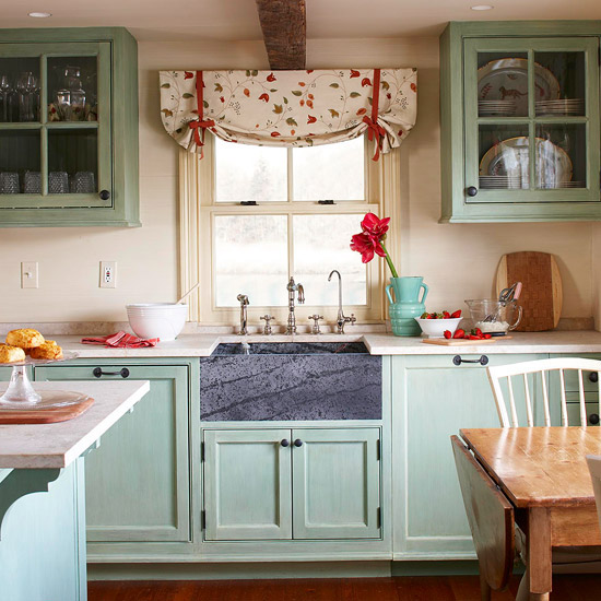 Greene And Greene Kitchen Cabinets: Better Homes & Gardens