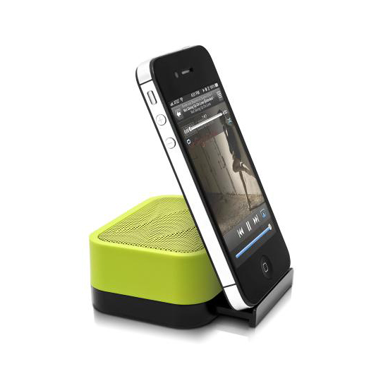 Portable speaker stand