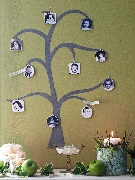 Host a Family Tree Guessing Game