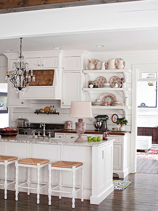 White Cabinetry (Still!)