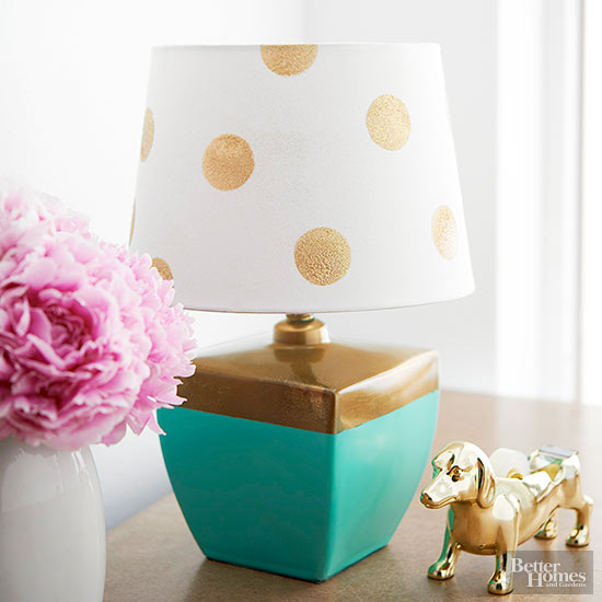 Refresh a Table Lamp