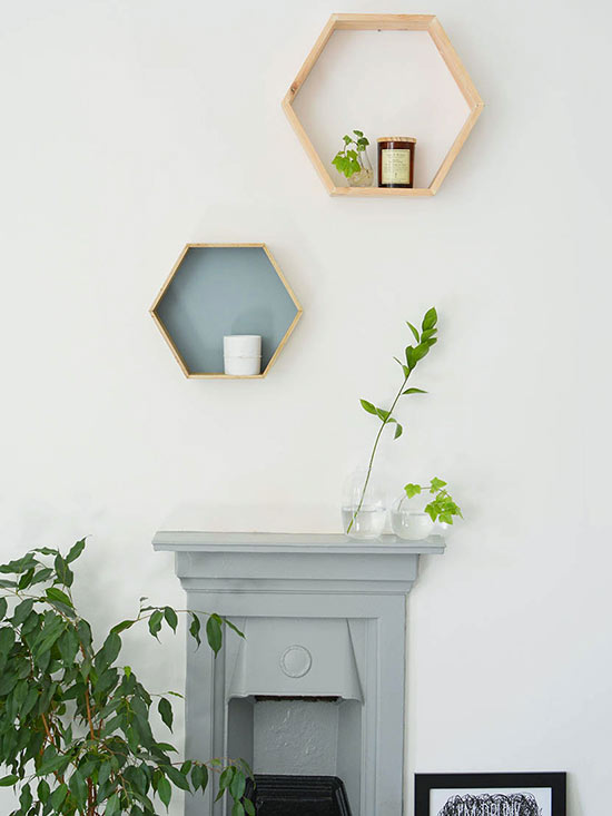 Scandinavian-Style Display
