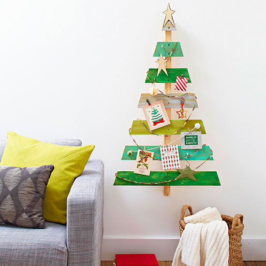 Pallet Holiday Tree