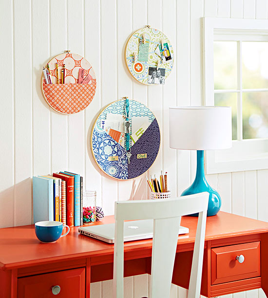 Easy and Cute Wall Organizers