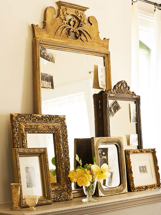 Mirrors and Frames