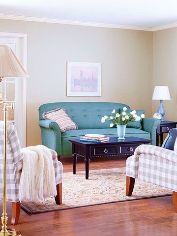 3-Step Makeover: Living Room