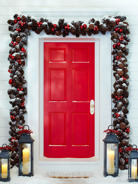 Christmas Garland Decorating Ideas Better Homes Gardens
