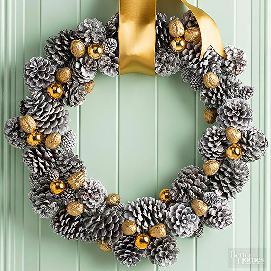 43 Pretty Christmas Wreaths