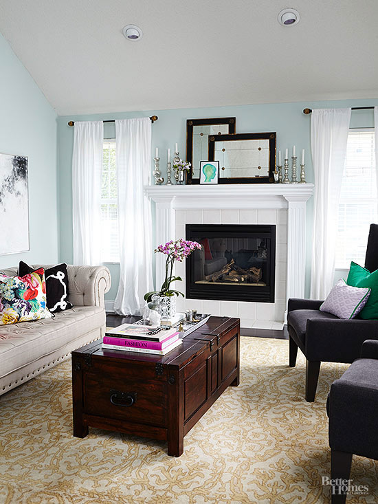 Copy This Home's Genius Styling Tricks