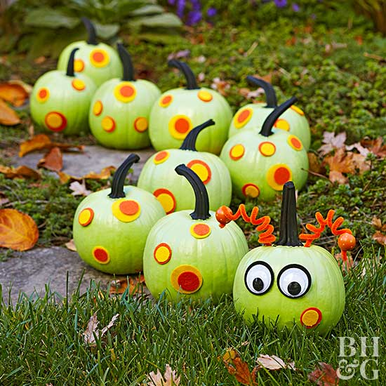 Caterpillar Pumpkin