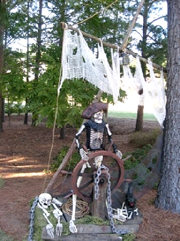 Halloween Pirate Decorations Ideas.Your Best Photos Outdoor Decorations For Harvest Season