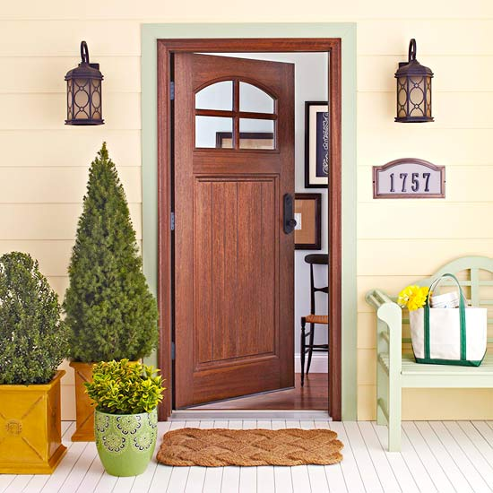 Refresh Your Front Entry