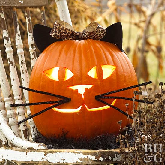 Pumpkin,Carving Ideas for Kids