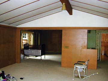 Open Living Rooms By Removing Walls