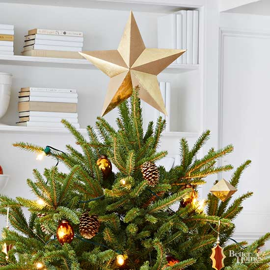 Christmas Tree Topper Ideas.Christmas Tree Toppers