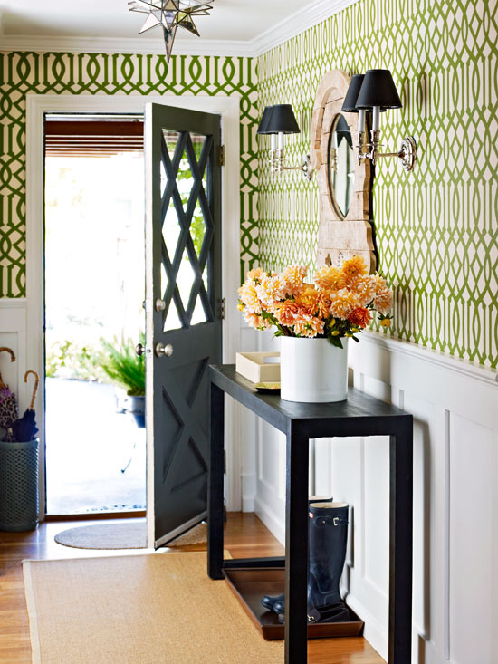 A Colorful, Pattern-Filled Home Makeover