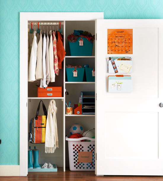Household Closet: Organization Boosters