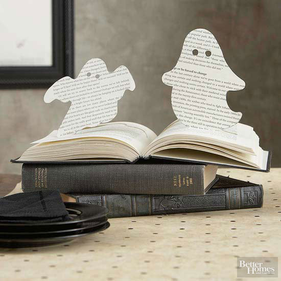 Ghost Book Craft