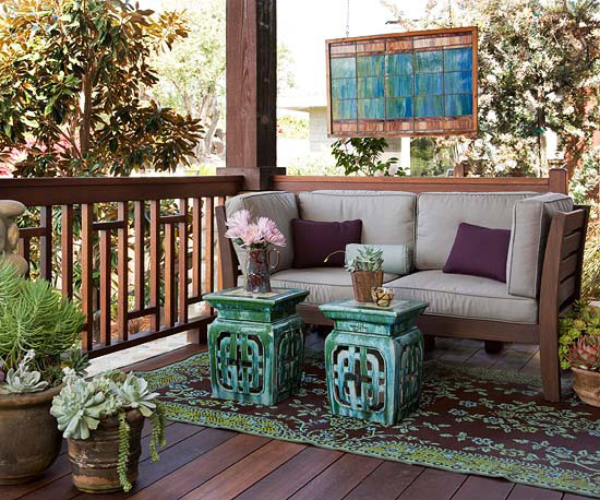 Exotic Escape Porch