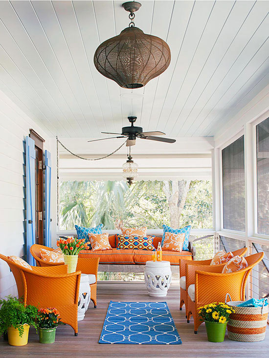 16 Creative Updates for Porches