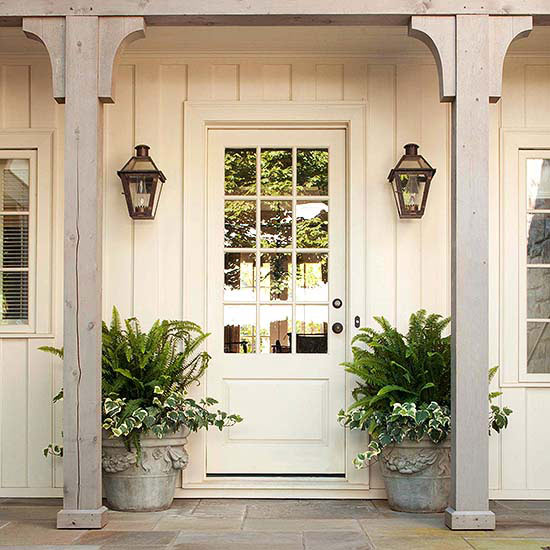 How to Frame for a New Exterior Door