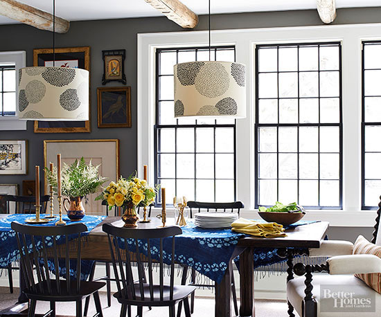 Creative Ways to Use Dark Colors in Your Decor