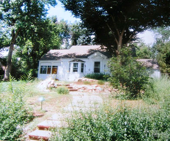 Before-and-After Cottage Garden Makeover