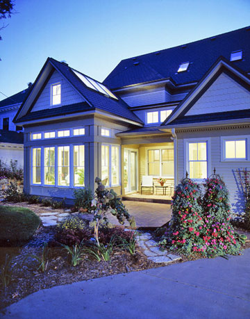 Sunrooms Ideas Seamless Exterior Additions Better Homes Gardens