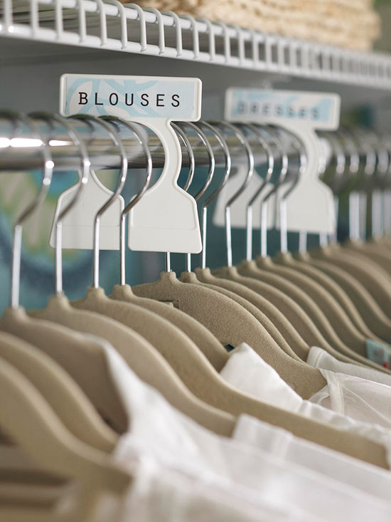Declutter Your Clothing Closet