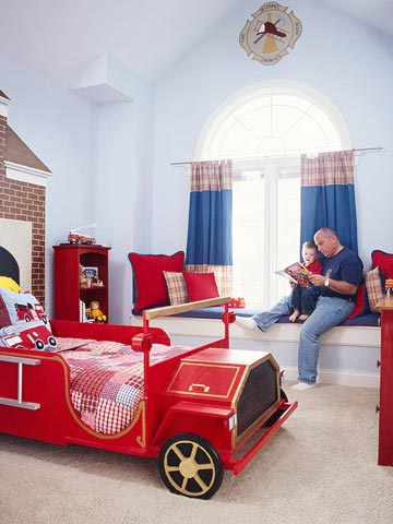Themed Rooms for Kids