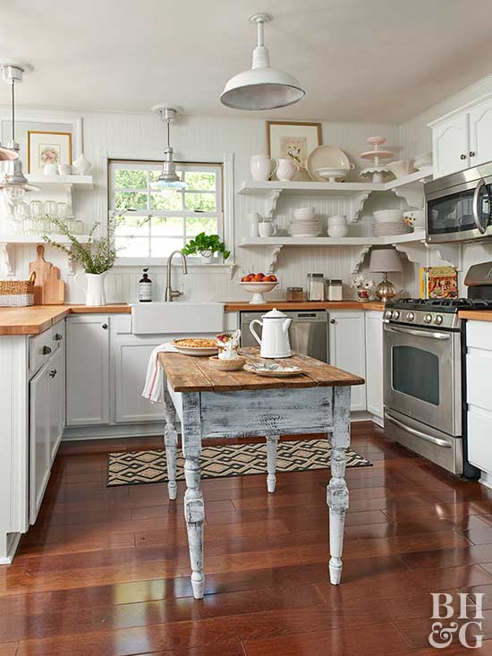 Country Kitchen Ideas Better Homes Gardens