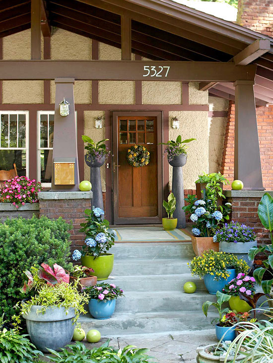 Craftsman Style Home Ideas Better Homes Amp Gardens