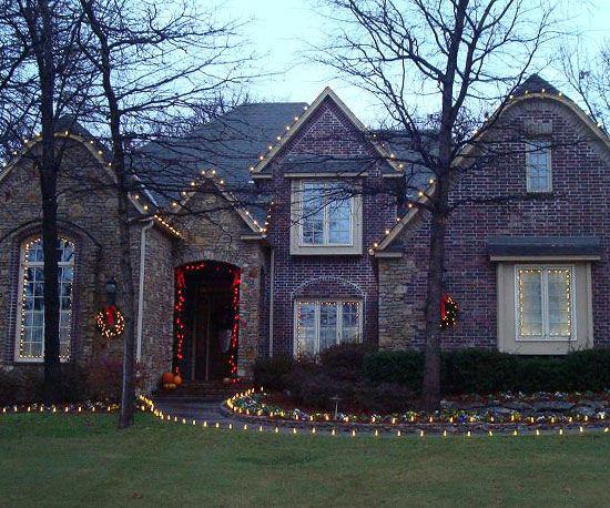 Plan for Holiday Lights