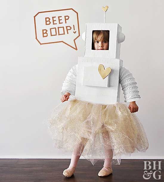 889935c1f2f The Easiest (and Cutest!) Last-Minute Kid s Halloween Costumes