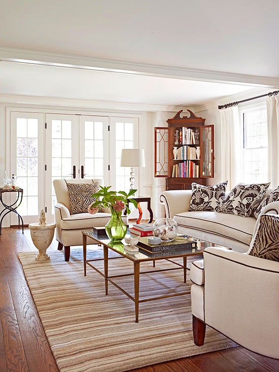 Neutral Living Room: Our Best Neutral Living Room Color Ideas
