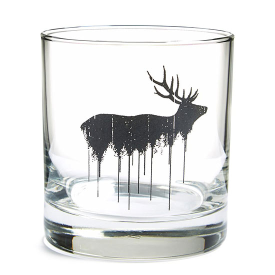 Elk Old-Fashioned Glass