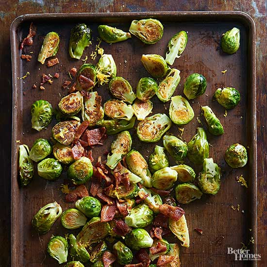 Fresh Brussels Sprouts Recipes in 40 Minutes or Less