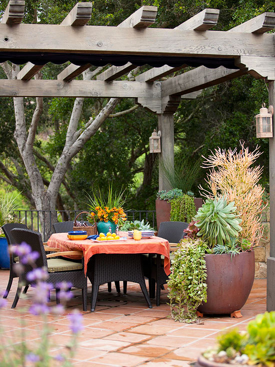 Create a Perfect Patio