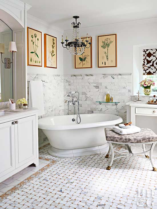 Must See Traditional Bathroom Decor Ideas